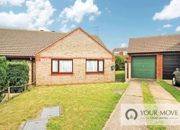 Thumbnail Bungalow for sale in Marion Close, Beccles