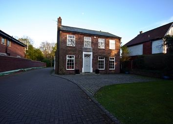 Thumbnail 4 bed detached house for sale in Regent Road, Lostock