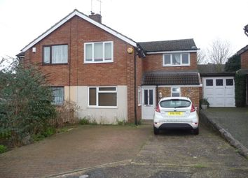 Thumbnail 3 bed property to rent in Lodge Close, Northampton