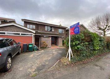 Thumbnail 5 bed detached house to rent in School Lane, Chester