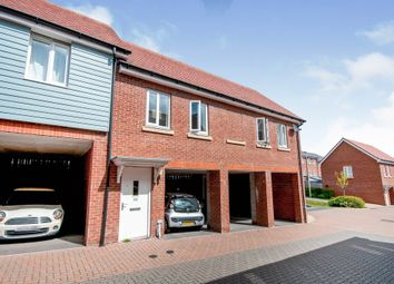 Thumbnail 2 bed property for sale in Weavers Close, Eastbourne