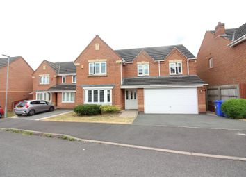 Thumbnail 5 bedroom detached house for sale in Gainsmore Avenue, Norton Heights, Stoke-On-Trent