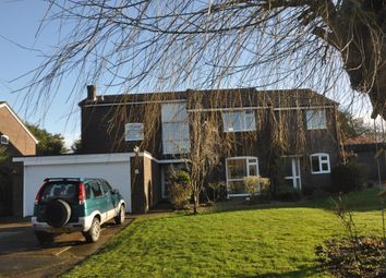 Thumbnail 6 bed detached house for sale in Walnut Tree Meadow, Stonham Aspal, Stowmarket