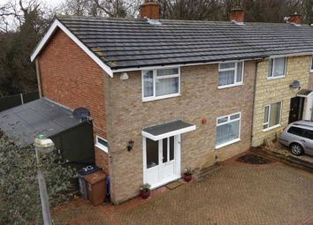 Thumbnail 4 bed end terrace house for sale in Brunel Road, Stevenage, Herts