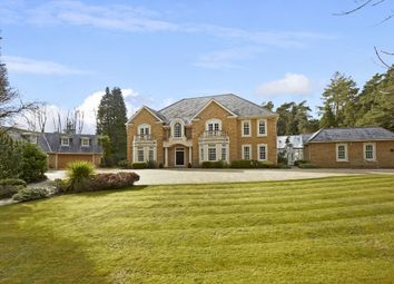 Thumbnail 5 bed property to rent in Heronswood, Westwood Road, Windlesham, Surrey
