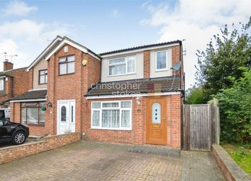 Thumbnail 3 bedroom end terrace house for sale in Herongate Road, Cheshunt, Hertfordshire