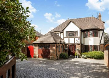 Thumbnail 3 bed detached house for sale in Guildford Road, Cranleigh
