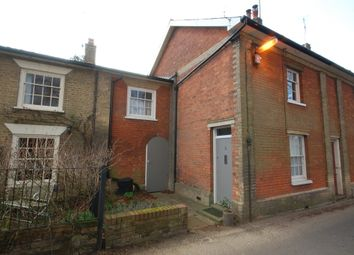 Thumbnail 2 bedroom cottage to rent in Church Street, Peasenhall, Saxmundham