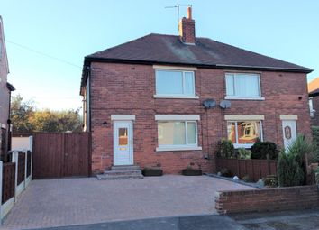 Thumbnail 2 bed semi-detached house to rent in Newstead Avenue, Outwood, Wakefield