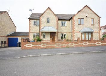 Thumbnail 3 bed semi-detached house for sale in Lansbury Avenue, Mastin Moor, Chesterfield