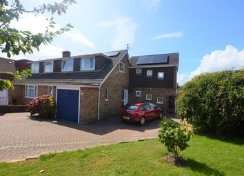 Thumbnail 4 bed semi-detached house for sale in Pilot Road, Hastings, Hastings