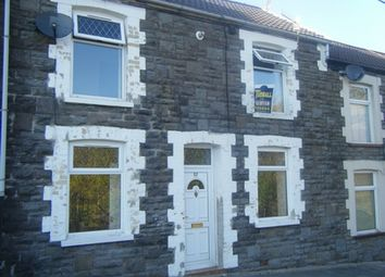 Thumbnail 3 bed terraced house for sale in Brynbedw Road, Tylorstown, Rhondda Cynon Taff.