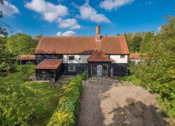 Thumbnail 6 bed barn conversion for sale in Ringshall, Stowmarket, Suffolk