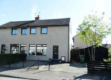 Thumbnail 3 bed semi-detached house for sale in Craighorn Road, Alva