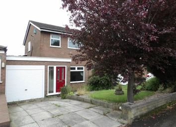 Thumbnail 3 bed semi-detached house for sale in Westbank Road, Lostock, Bolton, Greater Manchester