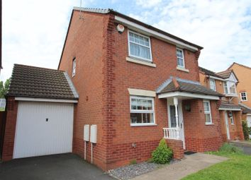 Thumbnail 3 bedroom detached house for sale in Alderley Crescent, Walsall