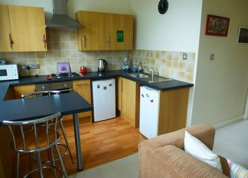 Thumbnail 1 bed flat for sale in Patna Place, Plymouth