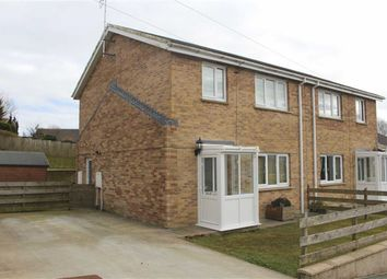 Thumbnail 3 bed semi-detached house for sale in Priory Road, Milford Haven
