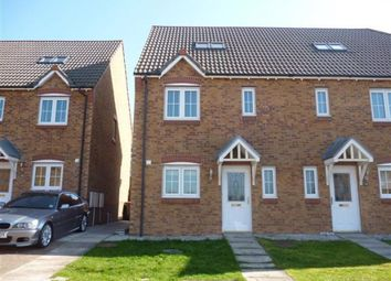 Thumbnail 4 bed semi-detached house for sale in Station Close, Egremont, Cumbria
