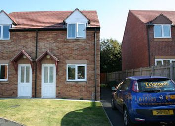 Thumbnail 2 bed semi-detached house to rent in Cedar Court, Telford