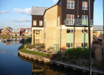Thumbnail 2 bed flat to rent in Marine Point, Burton Waters, Lincoln