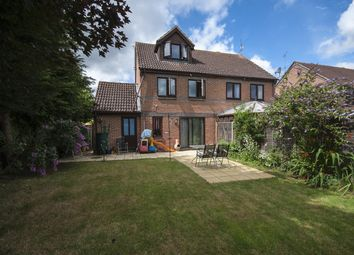 Thumbnail 3 bedroom semi-detached house for sale in Winston Close, Spencers Wood