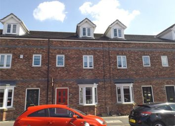 Thumbnail 4 bed terraced house for sale in Percy Street, Bishop Auckland, Durham
