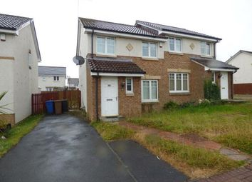 Thumbnail 3 bed semi-detached house for sale in Gillespie Place, Armadale, Bathgate
