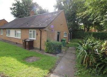Thumbnail 1 bed semi-detached bungalow to rent in Marldon Close, Wollaton, Nottingham