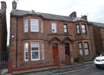 Thumbnail 4 bed property for sale in Charles Street, Annan