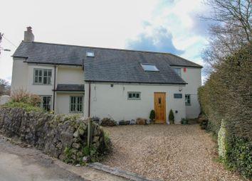 Thumbnail 3 bed cottage for sale in Hemerdon, Plymouth, Devon