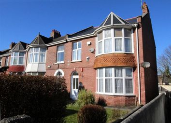 Thumbnail 1 bedroom flat for sale in Milehouse Road, Milehouse, Plymouth