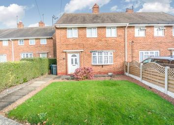 Thumbnail 3 bedroom semi-detached house for sale in Sheldon Heath Road, Birmingham, West Midlands