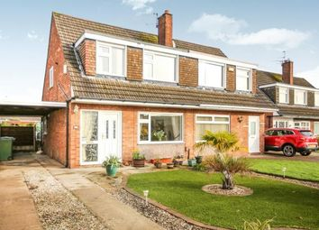 Thumbnail 3 bed semi-detached house for sale in Lyndhurst Avenue, Hazel Grove, Stockport, Cheshire
