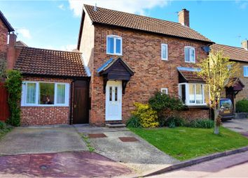 Thumbnail 4 bedroom detached house for sale in Ivar Gardens, Basingstoke