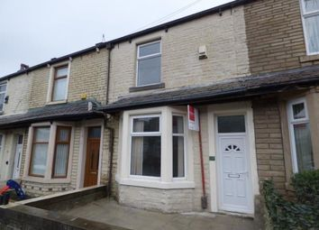 Thumbnail Terraced house for sale in Rossendale Road, Burnley, Lancashire