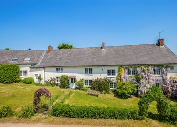 Thumbnail 5 bed detached house for sale in Mid Devon, Devon