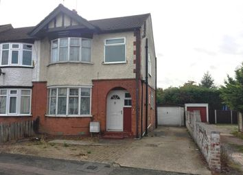 Thumbnail 3 bed terraced house to rent in Allenby Avenue, Dunstable
