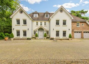 Thumbnail 7 bed detached house for sale in The Ridgeway, Cuffley, Potters Bar