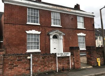 Thumbnail 1 bedroom flat to rent in Silver Street, Kidderminster