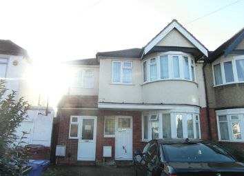 Thumbnail 4 bed property to rent in Lynton Road, Harrow
