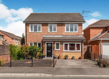 4 bed detached house for sale in Colliers Avenue, Llanharan, Pontyclun CF72