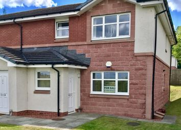 Thumbnail 2 bed maisonette for sale in Bridge View, Bothwell