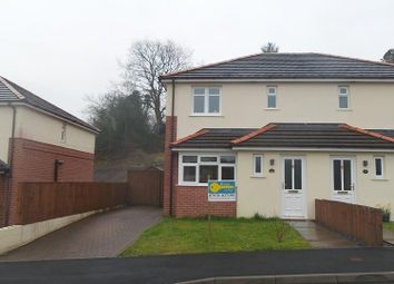 Thumbnail 3 bed semi-detached house for sale in Llys Y Bugail, Penygroes, Llanelli