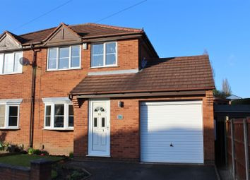 Thumbnail 3 bedroom semi-detached house for sale in Farndon Road, Sutton-In-Ashfield