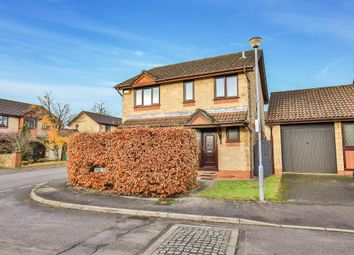 Thumbnail 4 bed detached house for sale in Jade Close, Lisvane, Cardiff
