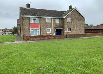 Thumbnail 1 bed flat to rent in Fraser Grove, Hartlepool