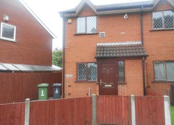 Thumbnail 2 bed terraced house to rent in Temple Bar, Willenhall