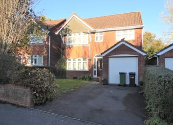Thumbnail 4 bed detached house for sale in College Green, Yeovil