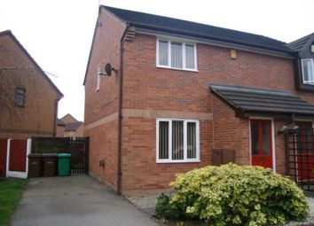 Thumbnail 2 bed property to rent in Chapman Court, Nottingham